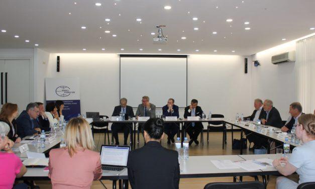 საქართველო-ევროკავშირის სამოქალაქო საზოგადოების პლატფორმის შეხვედრა