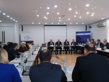 საქართველო-ევროკავშირის სამოქალაქო საზოგადოების პლატფორმის რიგით მესამე შეხვედრა